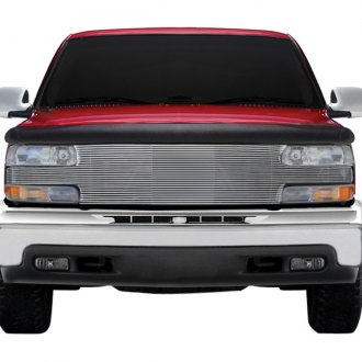 RI® - 1-Pc Phantom Style Chrome Horizontal Billet Main Grille