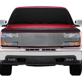 RI® - 1-Pc Phantom Style Chrome Billet Main Grille