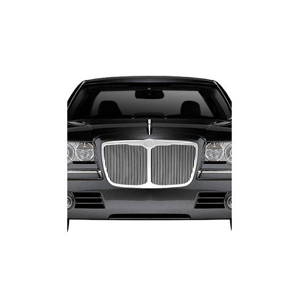 Chrysler 300 2005-2010 1-Pc Chrome Vertical Billet