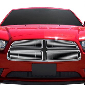RI® - 5-Pc Chrome Billet Grille