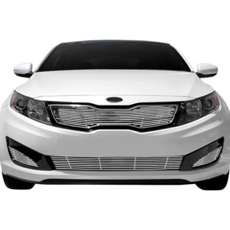 RI® - 4-Pc Chrome Billet Grille