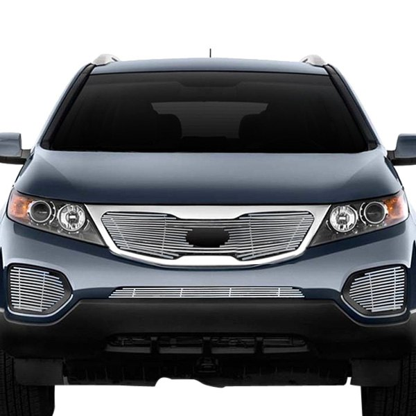 2011 Kia Sorento Accessories: Kia Sorento Base / EX / LX 2011 4-Pc Chrome Billet