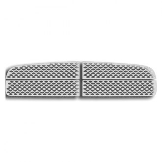 RI® - Chrome Oval Punch CNC Machined Grille
