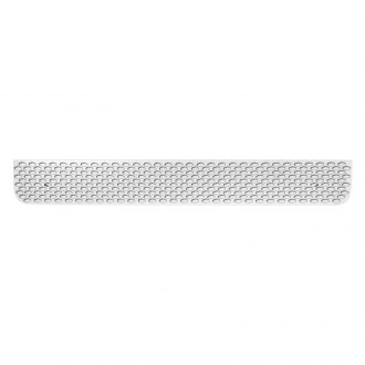 RI® - 1-Pc Chrome Oval Punch CNC Machined Bumper Grille