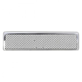 RI® - 1-Pc Perimeter Chrome Weave Mesh Main Grille
