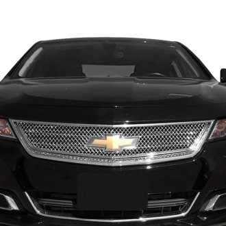 2016 chevy impala custom grilles billet mesh led. Black Bedroom Furniture Sets. Home Design Ideas