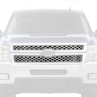 RI® - 2-Pc Chrome Grille
