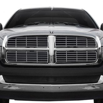 RI® - 4-Pc Chrome Billet Main Grille