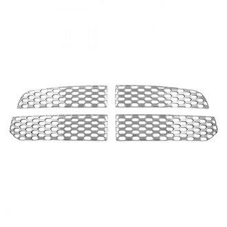 RI® - 4-Pc Chrome CNC Machined Main Grille