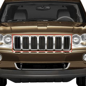 2007 Jeep Grand Cherokee Exterior Accessories Parts