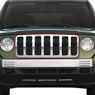 RI® - 1-Pc Chrome Grille