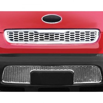 RI® - 2-Pc Chrome Main and Bumper Grille Kit