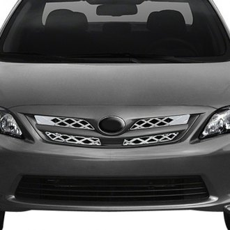 RI® - 1-Pc Chrome Main Grille