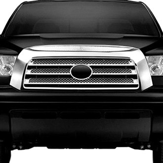 RI® - 2-Pc Chrome Mesh Main Grille