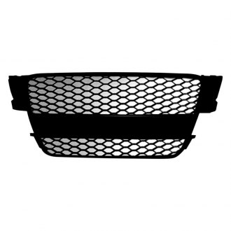 RI® - 1-Pc RS-Type Matte Black Honeycomb Mesh Grille