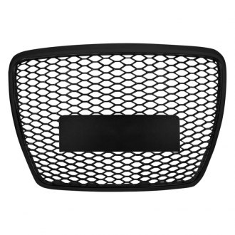 2009 Audi A6 Custom Grilles | Billet, Mesh, LED, Chrome, Black