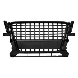 RI® - 1-Pc Matte Black Billet Main Grille