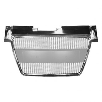 RI® - 1-Pc Chrome Mesh Main Grille