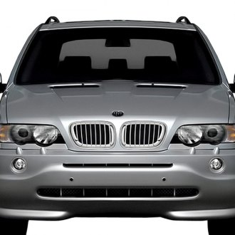 RI® - 2-Pc Chrome Billet Main Grille