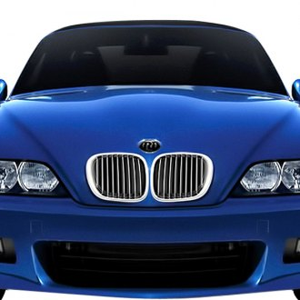 RI® - 1-Pc Chrome Billet Grille