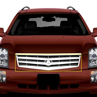 RI® - 1-Pc Factory Style Chrome Grille Trim