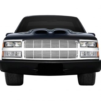 RI® - 1-Pc Chrome Horizontal Billet Main Grille