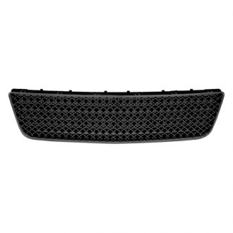 RI® - 1-Pc Bentley Style Black Mesh Grille