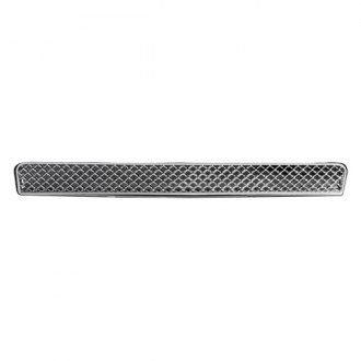 RI® - 1-Pc Bentley Style Chrome Mesh Grille