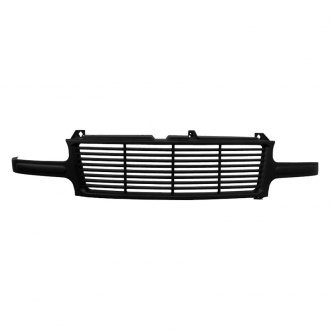 RI® - 1-Pc Black Horizontal Billet Main Grille
