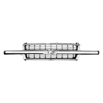 RI® - 1-Pc Factory Style Chrome Billet Main Grille