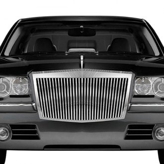 RI® - 1-Pc Chrome Billet Main Grille
