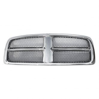 RI® - 1-Pc Gray Mesh Main Grille