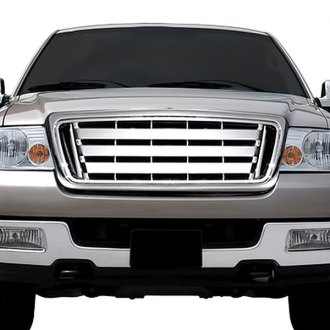 "RI® - 1-Pc ""09 F150"" Style Chrome Billet Main Grille"
