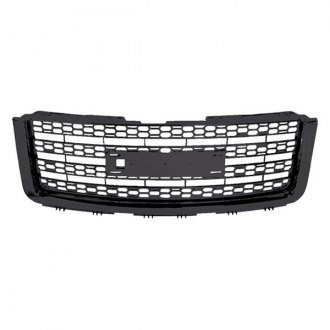 RI® - 1-Pc Denali Style Matte Black CNC Machined Grille