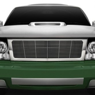 RI® - 1-Pc Range Rover Style Chrome Billet Grille