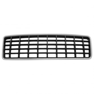 RI® - 1-Pc Checker Style Chrome/Black Billet Main Grille