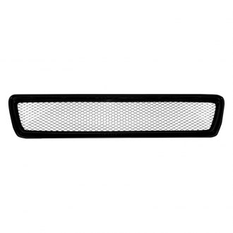 RI® - 1-Pc Matte Black Mesh Main Grille