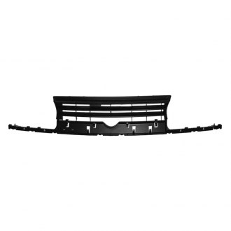 RI® - 1-Pc Factory Style Black Billet Main Grille