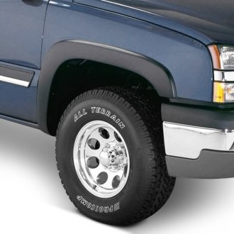 RI® - Custom Style Fiberglass Front and Rear Fender Flares