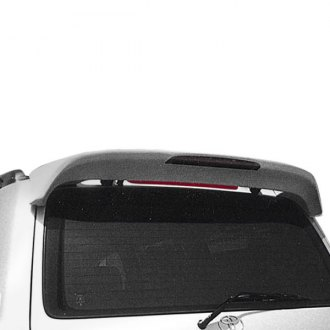 RI® - Factory Style Large Roofline Spoiler with Light (Unpainted)