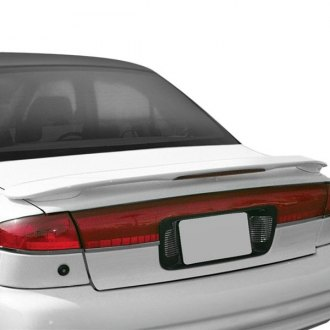 RI® - Factory Style Rear Spoiler with Light (Unpainted)