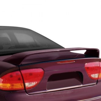 RI® - Mid Wing Style Rear Spoiler (Unpainted)