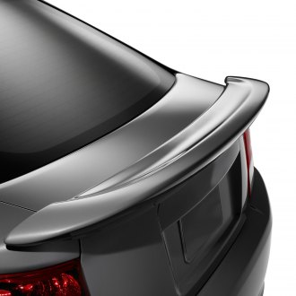 RI® - Factory Style Flush Mount Rear Spoiler (Unpainted)