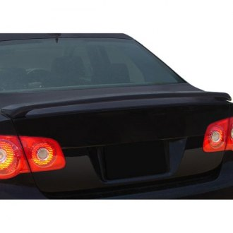 RI® - Custom Style Rear Spoiler (Unpainted)