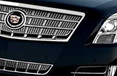 RI® - Chrome Billet Grille on Cadillac XTS