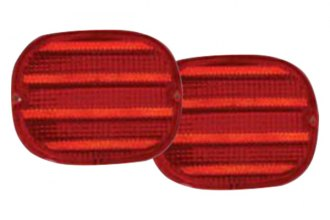 RI® - ZR1 Red Roll Pan Lens