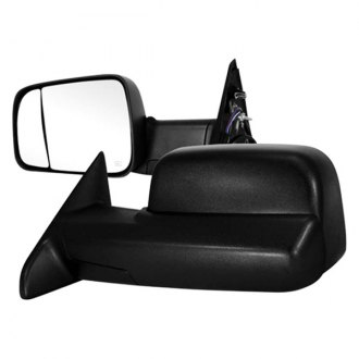 2013 Dodge Ram Towing Mirrors Replacement Clip On