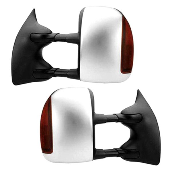 RI® - Driver and Passenger Side Chrome Towing Mirrors