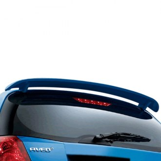 RI® - Factory Style 2-Post Roofline Spoiler (Unpainted)