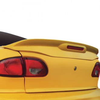 RI® - Z24 Style Rear Lip Spoiler with Light (Unpainted)